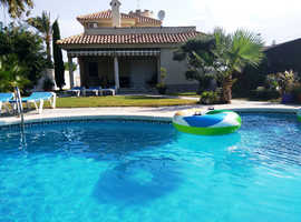 Private Peaceful 3 Bedroom - 3 Bathroom Holiday Villa Rental La Manga Strip, Murcia, Spain