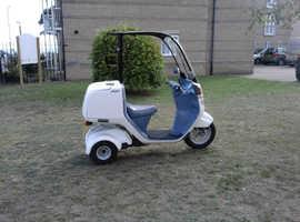 Rare Collector's Honda Trike