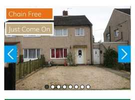 3 bed house for sale in Royal Wootton Bassett