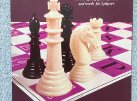"""""""Chessword"""" Vintage Board Game by Waddingtons House of Games"""