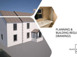 Architectural Design - Planning Permission & Building Regulation Drawings