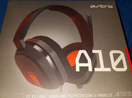 ASTRO A10 HEADSET (BRAND NEW)