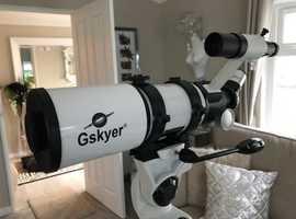 GSKYER 80MM TELESCOPE