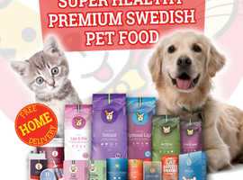 Super Healthy Premium Pet Food