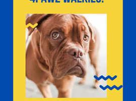 4pawz Dog Care Services