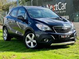 2014 Vauxhall Mokka 1.6 i VVT Exclusiv Lovely Specification with the Exclusiv Edition
