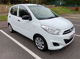 2011 HYUNDAI i10 - 2 Owners from New