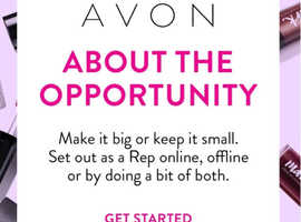 Avon Reps and Sales leaders needed ASAP work from home no up front fees
