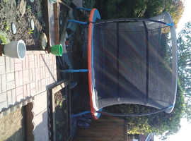 Power jump 10 foot trampoline