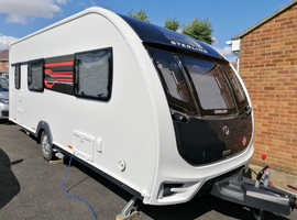 Sterling Eccles 350 2017 Caravan