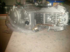 160CC 19BHP CARB CDI OIL COOLER FOR DXR2 OR STOMP May swap why