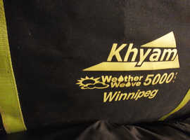 Khyam Winnipeg 5000 Tent