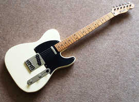 Squier Silver Series Telecaster by Fender Made in Japan