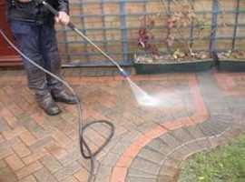 JNJ POWER WASHING SERVICES