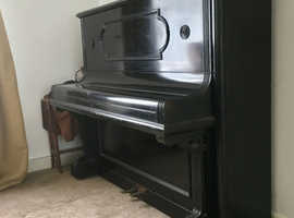 C.Bechstein upright piano