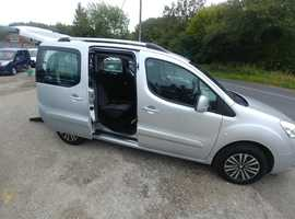 2013 Peugeot Partner Mobility Access wheelchair adapted car for sale, 1 owner, great spec and condition, low miles, air con.