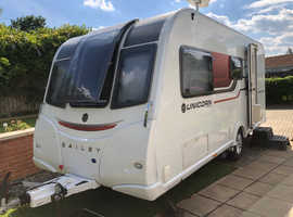 2016 Bailey Unicorn Seville 2 Berth Touring Caravan