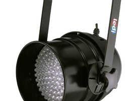 4 X LED-56 Par Cans in black - Model Number LEDJ30 £120