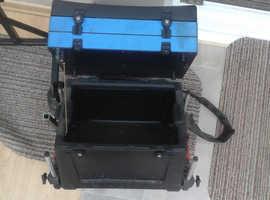 WATERCRAFT FISHING BOX/STOOL & TROLLEY