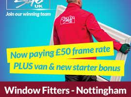 Safestyle UK New Nottingham Branch Opening - UPVC Installer