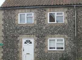 Period Flint Cottage to Let in Beck Row, Nr. Mildenhall, Suffolk