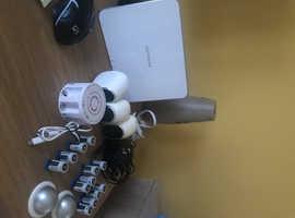 Arlo surveillance cameras