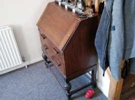 Old Edwardian bureau