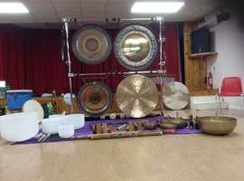 Gong Bath (Sound Meditaton Evening)