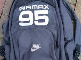 Nike Airmax 3 Section Rucksack