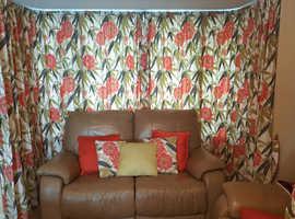 Harlequin Curtains