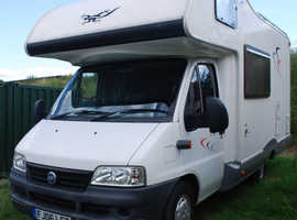 Turbo Diesel Family Motorhome Joint E47 2006