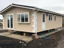 Off-site Park Home Cosalt 30 x 20ft