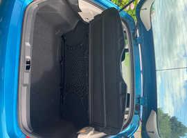 Peugeot 207, 2007 (57) Blue Hatchback, Manual Petrol, 83,700 miles