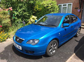 Proton GEN 2, 2010 (60) Blue Hatchback, Manual Petrol, 34,000 miles