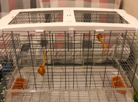 Large Bird cage / vision