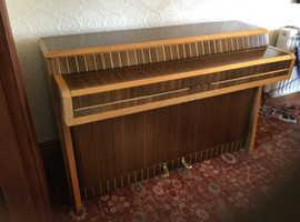 Kemble Minx Miniature upright piano