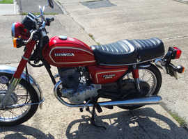 HONDA CD125 BENLY