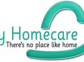 Home Care Assistants needed in Huddersfield area (must be driver).