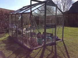 Free greenhouse to take away