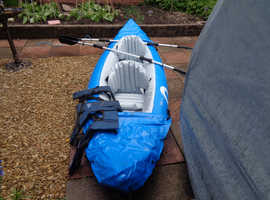 hydro force kayak