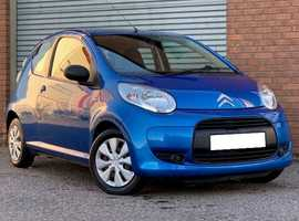 Citroen C1 1.0 VT, Only £20 Road Tax and up to 72.4 MPG with this Very Low Mileage C1