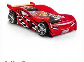 Scorpion racing car bed