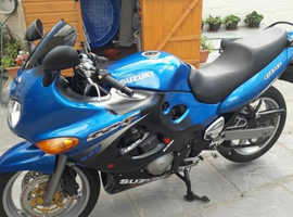 For sale Suzuki GSX 600 FY