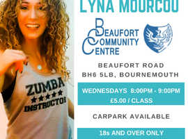 Zumba Classes for all
