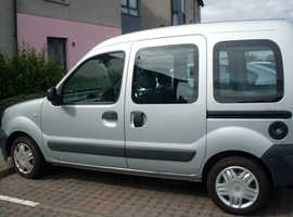 Renault Kangoo, 2009 (59) Grey MPV, Automatic Petrol, 25,201 miles