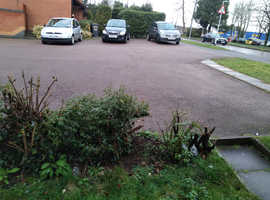 Parking spaces near Kettering general hospital