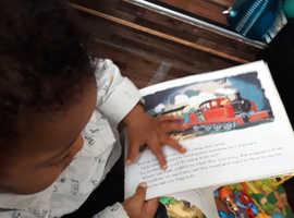 Registered experience Ofsted childminder