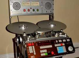 STUDIO RECORDER NAGRA/ NAGRA T AUDIO STUDIO