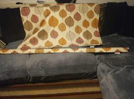 2 roller blinds 120 160