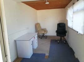 Start up workshop/office/storage